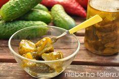Ogórki po góralsku - niebo na talerzu Pickles, Cucumber, Dips, Jar, Canning, Food, Dressings, Sauces, Essen