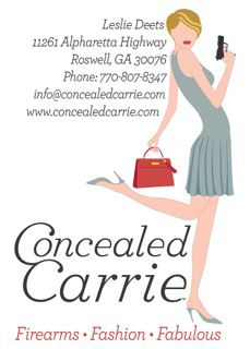 Concealed Carrie: Fashionable Carry for Women