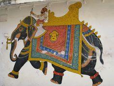 #elephant #art