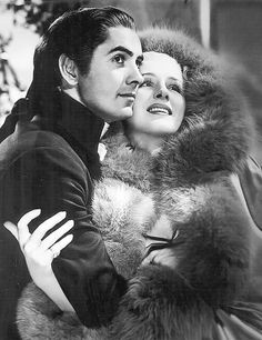 "Tyrone Power with Norma Shearer in ""Marie Antoinette"", dircted by W. Van Dyke and Julirn Duvivier Old Hollywood Movies, Old Hollywood Glamour, Golden Age Of Hollywood, Vintage Hollywood, Classic Hollywood, Hollywood Style, Tyrone Power, Norma Shearer, Classic Movie Stars"