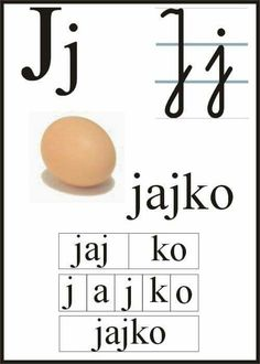 Polish Alphabet, Teaching Kindergarten, Pre School, Montessori, Poland, Education, Truffles, Sisters, Speech Language Therapy