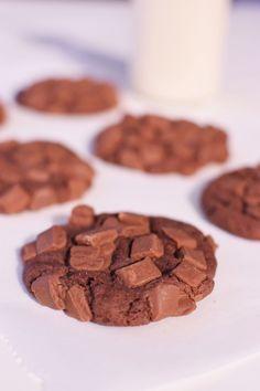 Μαλακα μπισκοτα σοκολατας με εξτρα κομματια σοκολατας | Cool Artisan