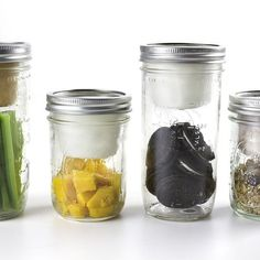 BNTO Canning Jar Lunchbox Adaptor. A practical gift for the working mom.