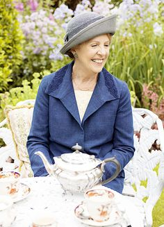 Penelope Wilton as Isobel Crawley (Downton Abbey 5x09)