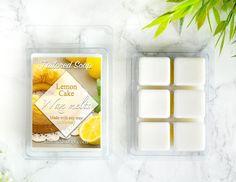 Lemon Cake Candle Melts Sympathy Gifts Comforting Food