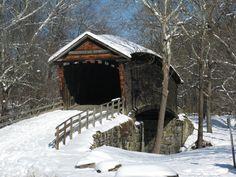 old bridges in Virginia | Bridge, Bridges, Covered Bridges, Covington, Historic Bridges, VA ...