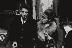 Lee Friedlander. New York City. 1962 via MoMA: