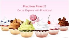 This is a teacher-created PowerPoint to practice multiplying fractions by whole numbers by increasing a recipe. It includes an interactive PowerPo. Multiplying Fractions, Teaching Fractions, Teaching Math, Maths, Teaching Ideas, Dividing Fractions, Math Tools, Math Skills, Personalised Cupcakes