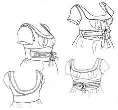 Spencer's Mercantile Regency Sewing Patterns 1812