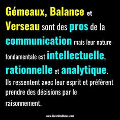 # Gemini, and are communication pros but their natu . - - and are communication pros but their fundamental nature is intellectual, rational and analytical. They feel with their minds and prefer to make decisions by reasoning Astrology Signs, Zodiac Signs, Aquarius, Gemini, Communication, Mindfulness, Messages, Motivation, Feelings