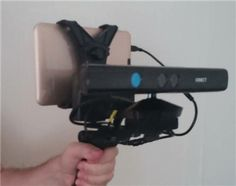 The mobile Kinect cam