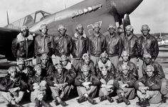 """Remembering the """"Tuskegee Airmen"""" during World War II and all who were involved in the so-called """"Tuskegee Experiment"""", the Army Air Corps program to..."""