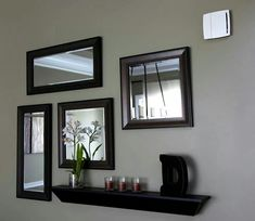 Cute Mirror Decor