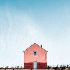 """lonely houses"" by Manuel Pita"