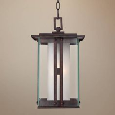 Hanging Lantern Lights, Lantern Light Fixture, Outdoor Hanging Lanterns, Hanging Light Fixtures, Front Door Lighting, Porch Lighting, Exterior Lighting, Outdoor Lighting, Outdoor Lamps