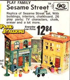 toys from the 70's - I wish they still made these. My son would of loved one when he was a tot.