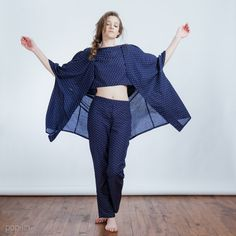 ON SALE >>Sleepwear Pants >> Polka-dotted