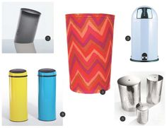 CRAZY GOOD DESIGN: 10 COOL TRASH CANS