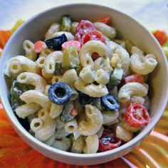 Best-Ever Macaroni Salad | Spoonful