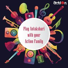 Do you want to play antakshari with us?