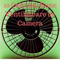 Un ventilator de camera trebuie sa fie usor ca sa-l poti muta dintr-un loc in altul. El iti ofera o senzatie de aer rece prin ventilatie la un pret accesibil. Poti folosi ventilatorul de camera la birou, acasa, sau oriunde altundeva. Doar il asezi intr-un colt si asta este tot. Vezi cele 10 modele recomandate in articol: Home Appliances, Fan, Interior, House Appliances, Indoor, Appliances, Fans, Interiors, Computer Fan