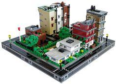 MicroBricks: micropolis