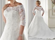 Bonny Bridal 1614 from the Unforgettable collection
