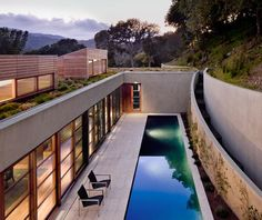 Location: Kentfield, California Architect:Turnbull Griffin Haesloop