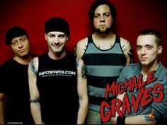 The new Michale Graves band(2012)