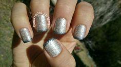 Diseño de Constanza Javiera del Nail Art Lovers, Conisth top Nails