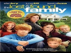 The Lost Found Family Formerly wealthy widow must move in with the lower middle-class foster family living in a house she owns in order to establish residency prior to selling it.TS Family Home Movies, Family Movies, Movies 2019, Drama Movies, Family Poster, Movie Categories, Foster Family, Christian Movies, Movie Themes