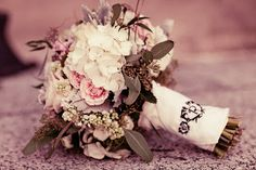 Bridal Bouquet- Soft and Classic