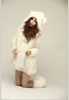 Teddy Bear Wool Jacket