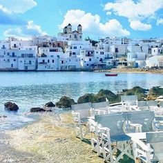 If there's one island that best represents the archipelago of Cyclades that would be Paros. Cosmopolitan and multidimensional, suitable for any type of holiday, Greek Islands Vacation, Best Island Vacation, Paros Greece, Santorini Greece, Paros Island, Island Beach, Greece Travel, Hawaii Travel, Hawaii Honeymoon
