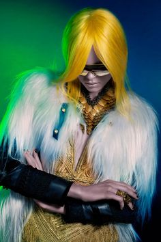 Wylie Hays by Jenny Brough for Vision China November 2012