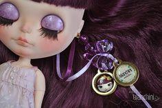Custom Blythe para Vanessa Bilô