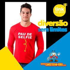 Camiseta - Pau de selfie : Camiseta - Pau de selfie #camisetasengraçadas #lançamento http://www.camisetasdahora.com/p-4-109-4357/Camiseta---Pau-de-selfie | camisetasdahora