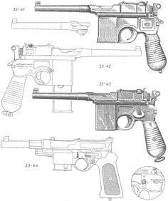 Mauser C/06-08 - Google Search
