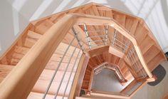 Unser Mitgliedsunternehmen RUTHE Treppenbau  - Wohntreppe aus Holz -  Mehr Informationen unter http://www.treppen.de/de/portfolio-leser/ruthe-treppenbau-wohntreppen-aus-holz.html