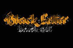 Blackletter Pro Brus
