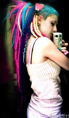 Synthetic dreads by .n:3:rea
