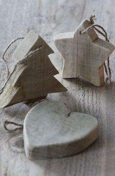 Decorazioni in legno per Natale (Foto 25/43) | Design Mag