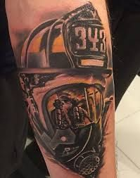 Image result for firefighter tattoos