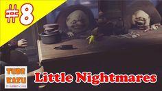 鏡の力を見よ  #8  ホラー  KAZUの  Little Nightmares ( リトルナイトメア )  TUBE KAZU  END youtu.be/Q7zsnXtj4zY  #YouTube #ゲーム実況 #ホラー #リトルナイトメア
