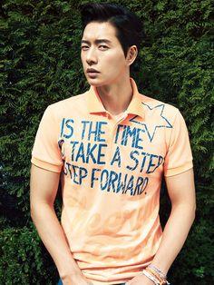 Park Hae Jin - High Cut Magazine Vol.125