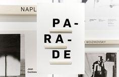 Centre Pompidou-Metz Parade - Signalétique - Les Graphiquants