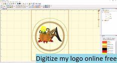 Embroidery Digitizing, Map, Logo, Simple, Free, Logos, Location Map, Maps, Environmental Print