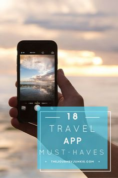 Travel Apps: The Must-Haves - The Journey Junkie