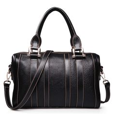 Our special handbag made with cowhide leather. Very reliable and durable stitching.