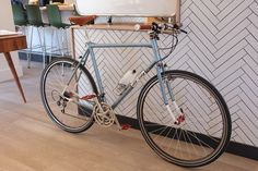 All-City Space Horse steel-frame - can be geared or ss - swwwweeeet.